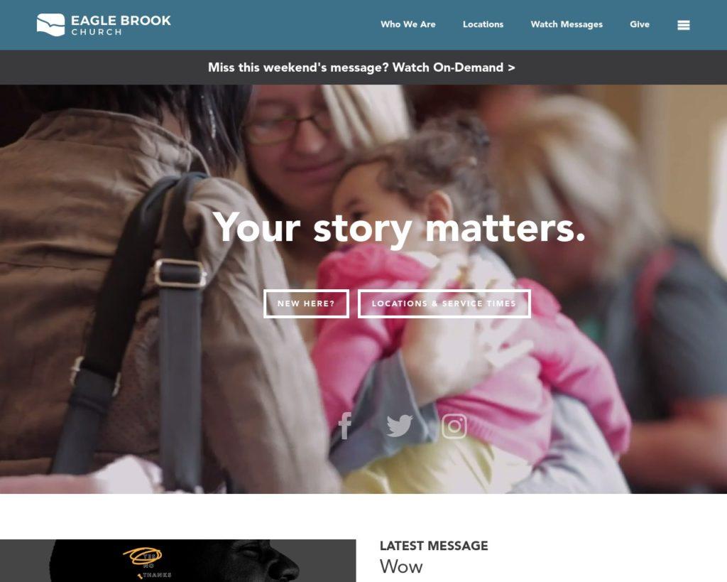 eaglebrookchurch.com