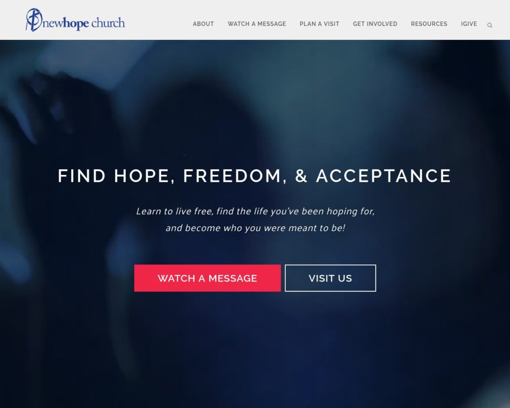 newhopechurch.org