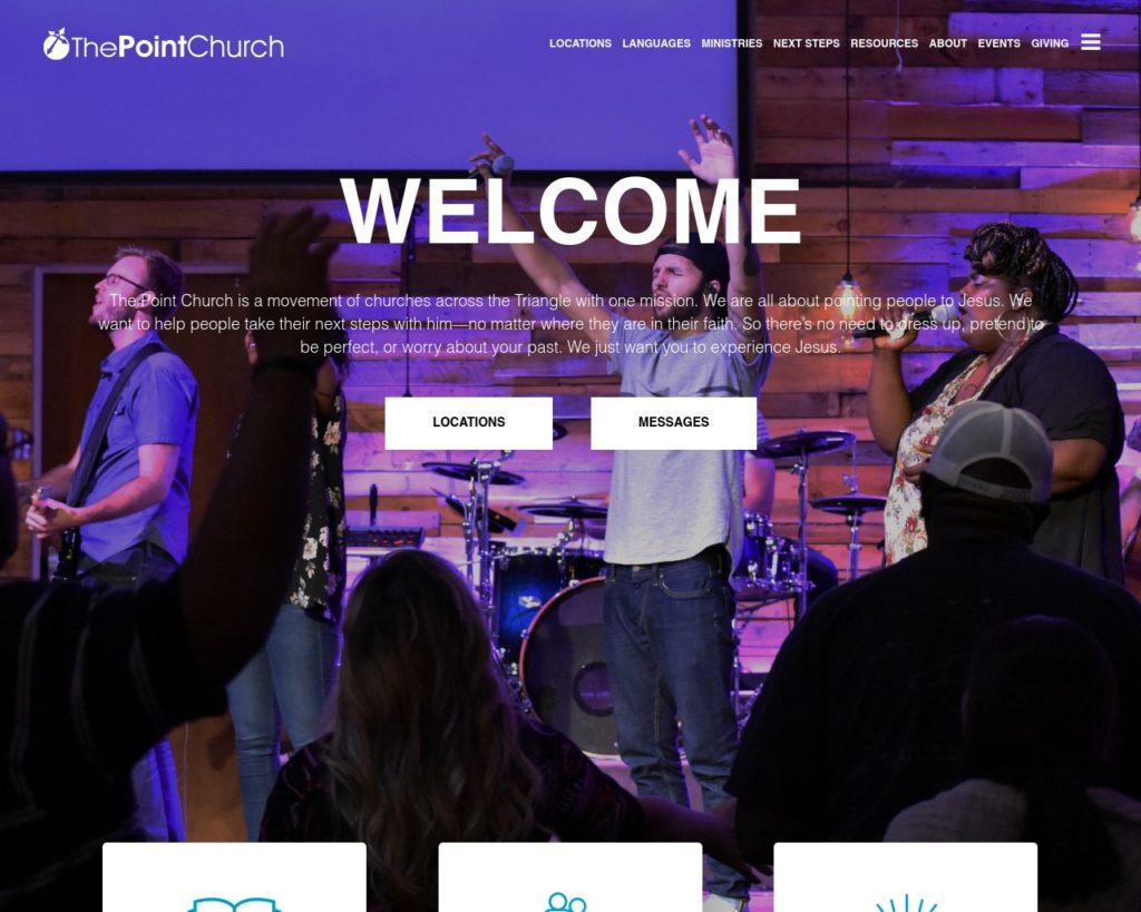 pointchurch.com